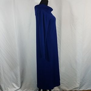 Lennie for Nina Leonard Dresses - Lennie for Nina Leonard Royal Blue Dress